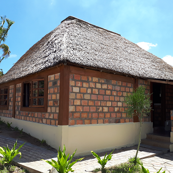 6 sleeper accommodation at Sunset Lodge Mozambique
