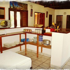 Self catering beach cottage Mozambique