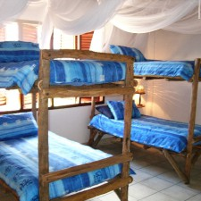 group accommodation in mozambique