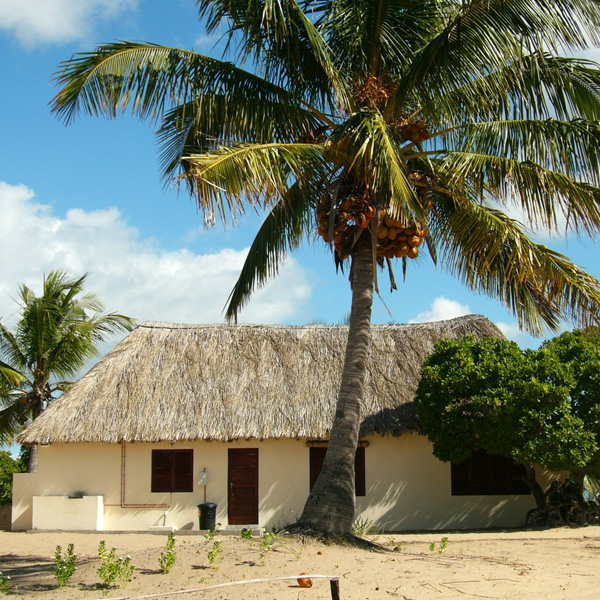 8 sleeper Accommodation at Sunset Lodge Mozambique