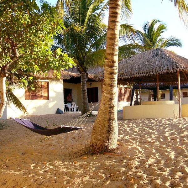 Sunset Lodge Accommodation In Barra Inhambane Mozambique