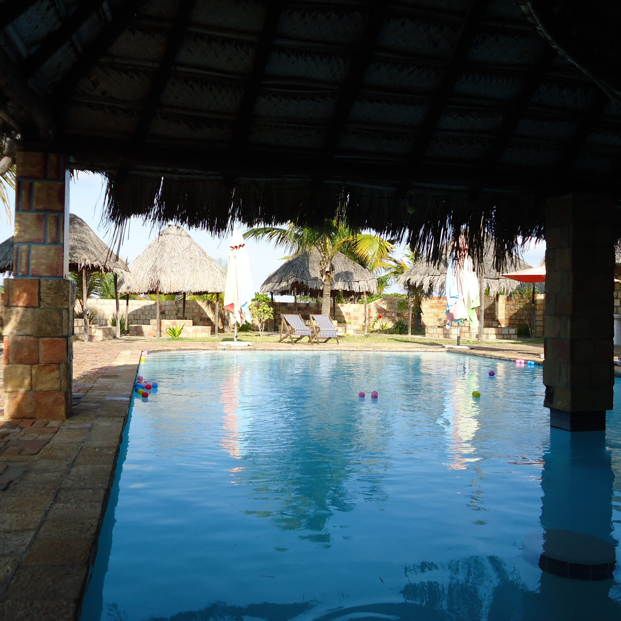 Sunset Lodge Accommodation In Barra Inhambane Mozambique